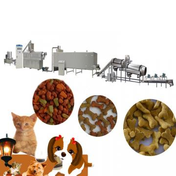 Fish Feed Dog Food Cat Food Pet Chew Animal Snack Food Production Line