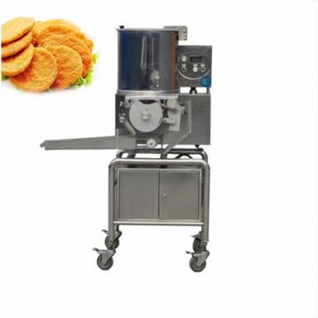 Automatic Metal Hamburger Patty Press Burger Mold Maker