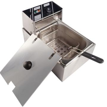 Counter Top Mini Pressure Deep Fryer for Whole Fried Chicken