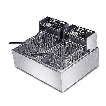 Commercia Electric Mini Deep Oilless Continuous Chicken Pressure Fryer