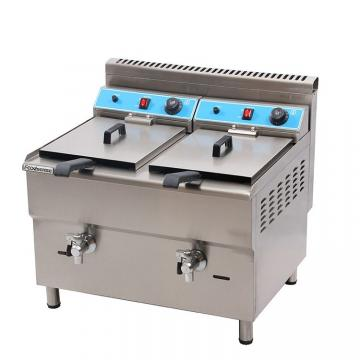 Commercial Deep Fryer/ Potato Machine Fryer/ Gas Pressure Fryer and Fryer for Sale