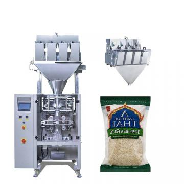 Samfull 500g 1kg Sugar Salt Rice Packing Machine, Peanut Nut/Cashew Nut/Dry Food/Sunflower Seed Dry Fruit Raisin Dry Date Lentil Frozen Peas Packaging Machine